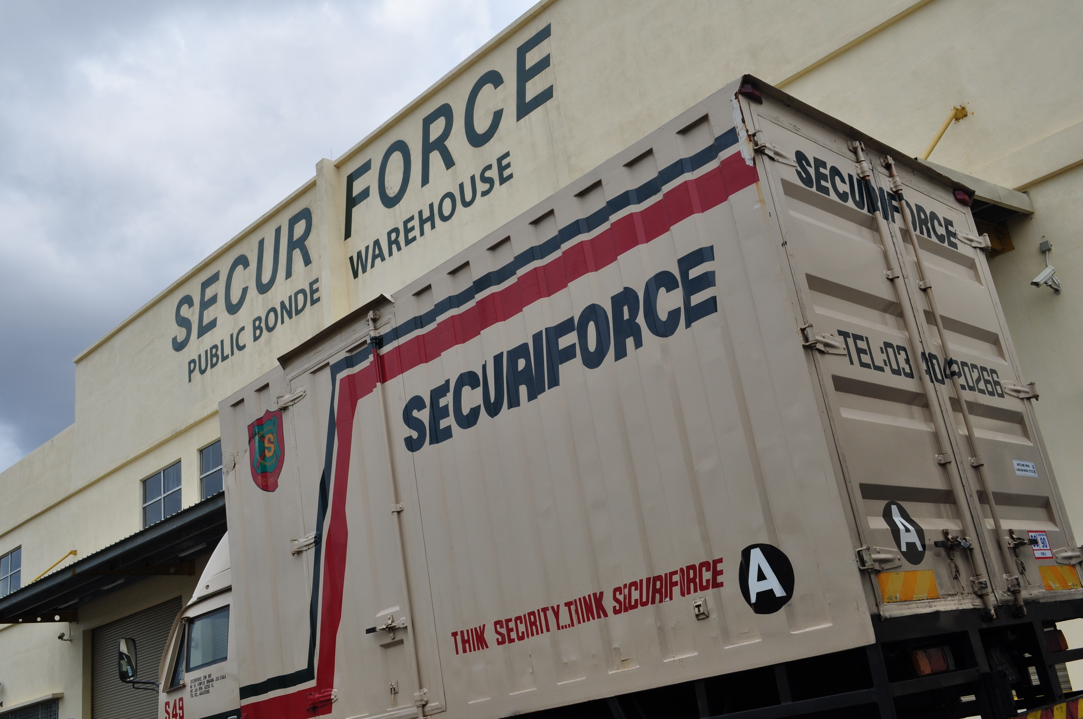 Securiforce Logistic